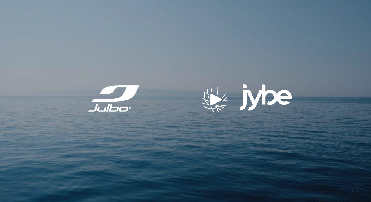 Partenariat entre Julbo et Jybe